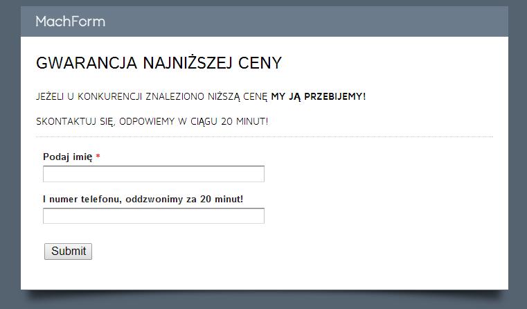 Sklep Numatic Warszawa